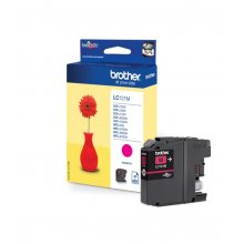 Brother LC121 magenta | Cartucho de tinta original LC121M