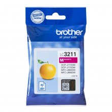 TINTA ORIGINAL BROTHER LC3211 / LC-3211M MAGENTA