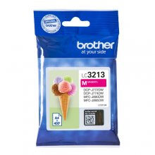 TINTA ORIGINAL BROTHER LC3213 / LC-3213M MAGENTA
