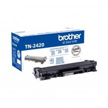 Original Brother TN2420 | TN-2420 Toner Negro Original