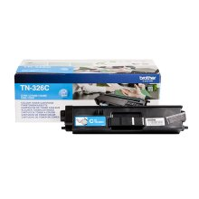 Original Brother TN326C  | Toner Cian Original