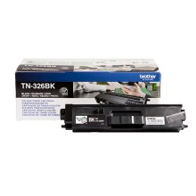 Original Brother TN326BK  | Toner Negro Original