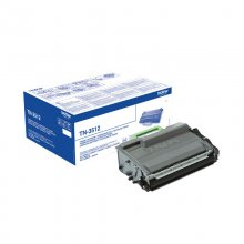 Original Brother TN3512  | Toner Negro Original