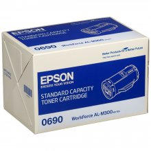 Epson WORKFORCE AL-M300D negro | Toner original C13S050690