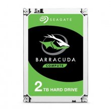 "Seagate ST2000DM008 Disco Duro Interno 3.5"" 2TB SATA 7200RPM 256MB 6GB-S"